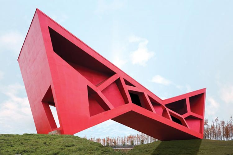 15 Geometric houses with architecture that's too awesome