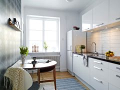 7 Interior design tips for you small kitchen woes.
