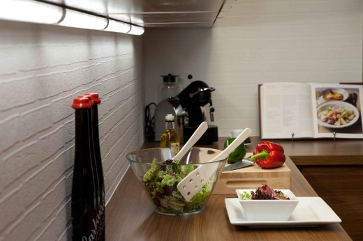 kitchen task lighting